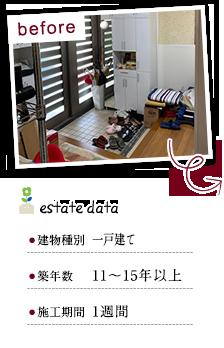 キッチン リフォーム施工事例