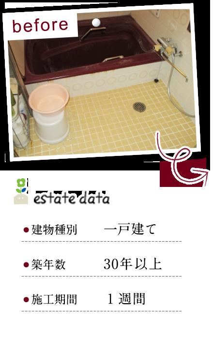 バス・洗面台 リフォーム施工事例
