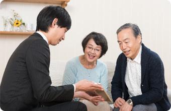 3年単位の定期借家契約で安心。