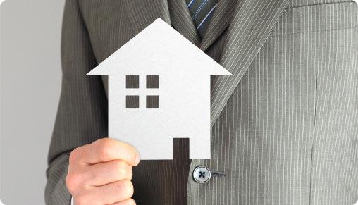 住宅事業者が加入者です