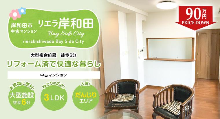 リエラ岸和田 Bay Side City